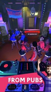Screenshot MIXMSTR - DJ Game