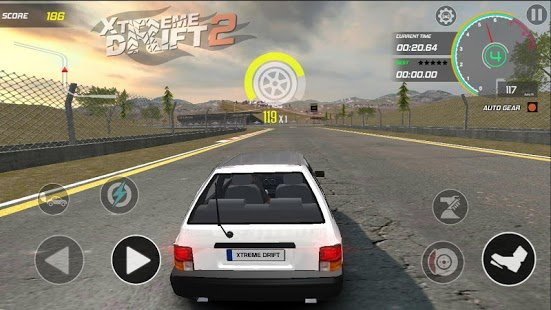 Screenshot Xtreme Drift 2