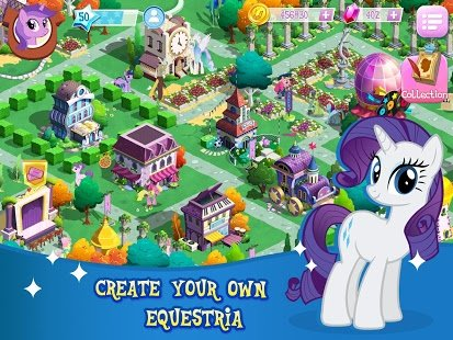 Screenshot MY LITTLE PONY