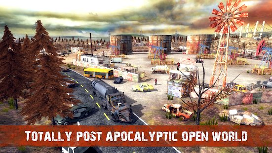 Screenshot Death Truck Hero - Apocalypse Road