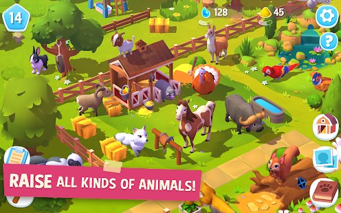 Screenshot FarmVille 3 - Animals