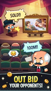 Screenshot Art Inc. - Trendy Business Clicker