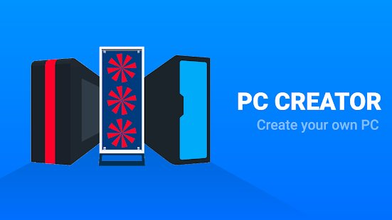 Screenshot PC Creator - PC Building Simulator