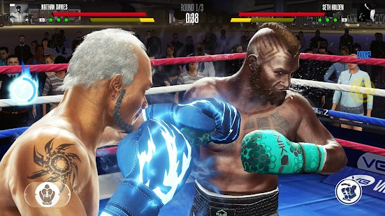 Screenshot Real Boxing 2