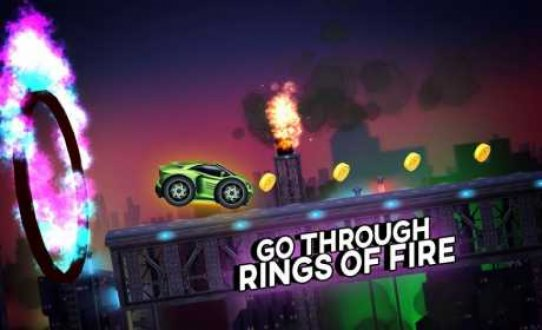 Screenshot Night City: Speed Car Racing