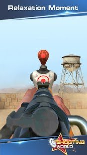 Screenshot Shooting World - Gun Fire