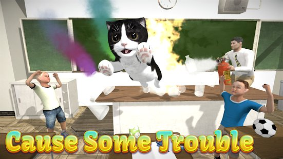 Screenshot Cat Simulator - and friends 🐾