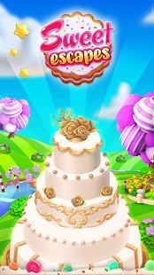 Screenshot Sweet Escapes: Design a Bakery