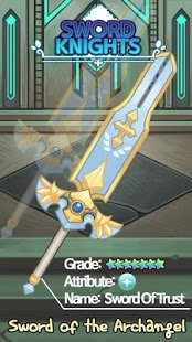 Screenshot Sword Knights : Idle RPG