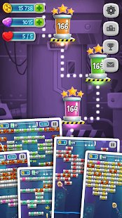 Screenshot Brick Breaker Lab