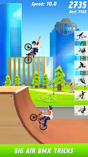 Screenshot Max Air BMX