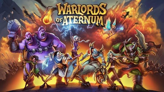 Screenshot Warlords of Aternum