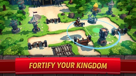 Screenshot Royal Revolt 2