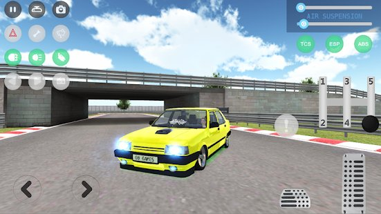 Screenshot Car Parking and Driving Simulator