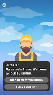 Screenshot Idle Builders - Clicker Tycoon