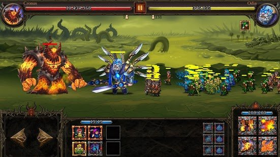 Screenshot Epic Heroes War