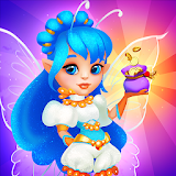 Icon Merge Fairies - Best Idle Clicker