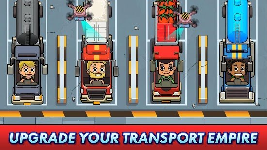 Screenshot Transport It! - Idle Tycoon