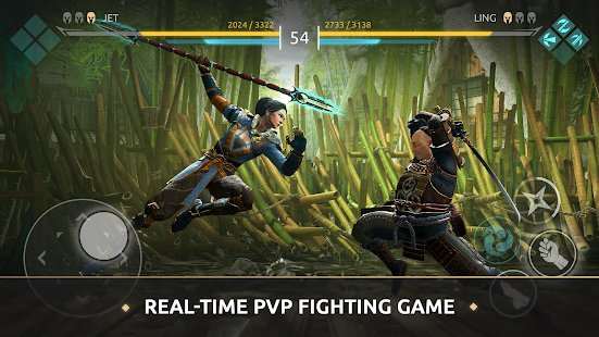 Screenshot Shadow Fight Arena