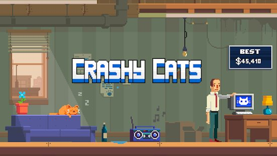 Screenshot Crashy Cats