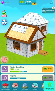 Screenshot Idle Home Makeover