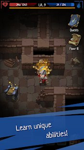 Screenshot Roguelike RPG Offline - Order of Fate