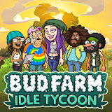 Icon Bud Farm: Idle Tycoon