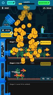 Screenshot Idle Fish Aquarium