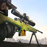 Icon Sniper Zombies: Offline Shooting Games 3D