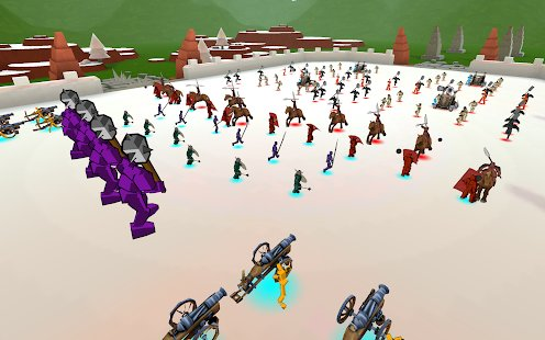 Screenshot Epic Battle Simulator