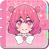 Icon Lily Diary : Dress Up Game