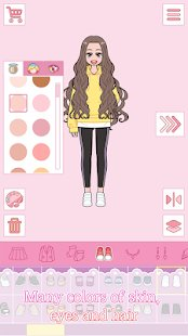 Screenshot Lily Diary : Dress Up Game