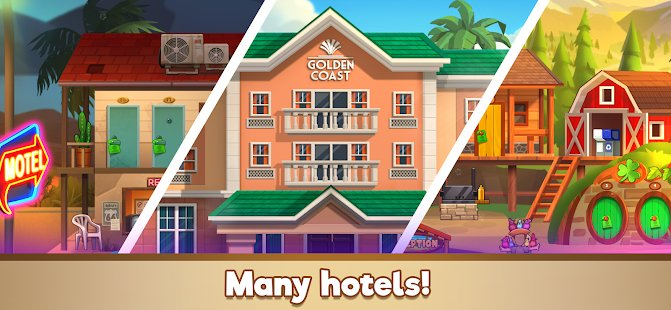 Screenshot Doorman Story: Hotel team tycoon