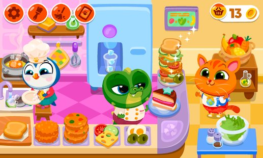 Screenshot Bubbu School – My Cute Pets