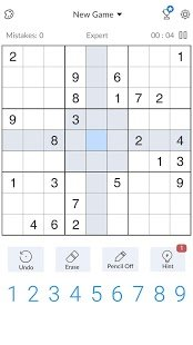 Screenshot Sudoku