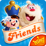 Icon Candy Crush Friends Saga