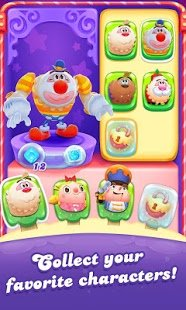 Screenshot Candy Crush Friends Saga