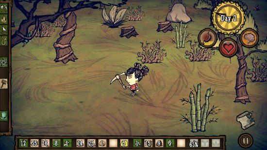 Screenshot Don't Starve: Shipwrecked