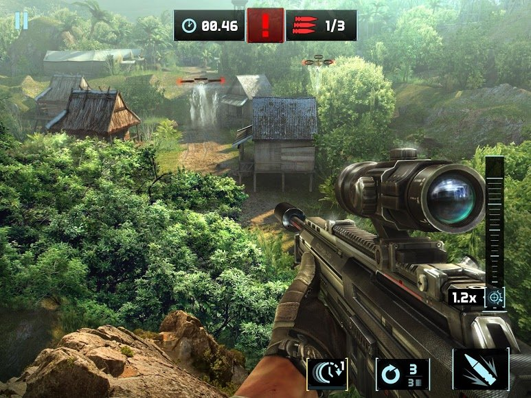 Sniper 3D: Fun Free Online FPS Shooting Game - Apps on ...