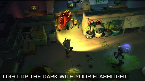 Screenshot Xenowerk