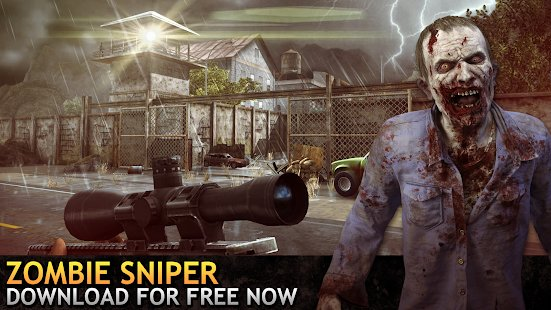 Screenshot Last Hope Sniper - Zombie War