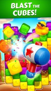 Screenshot Toon Blast