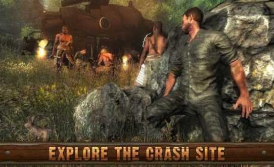 Screenshot Amazon Jungle Survival Escape