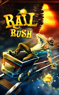 Screenshot Rail Rush