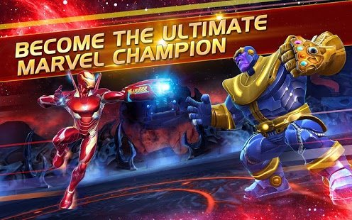 Screenshot MARVEL Contest of Champions