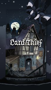Screenshot Card Thief