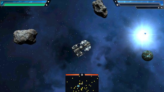 Screenshot Starlost - Space Shooter