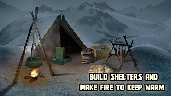 Screenshot Siberian Survival 2 Full