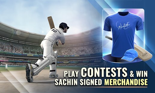 Screenshot Sachin Saga Cricket Champions