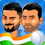 Stick Cricket Virat & Rohit